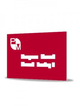 Ihr Firmenschild oder Wandschmuck Bild auf Forex selbst gestalten